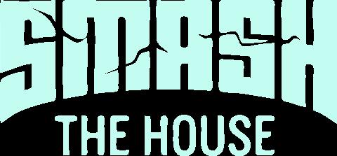 Smash the house logo